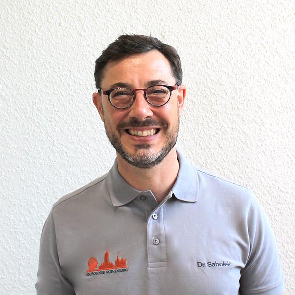 Dr MIchael Sabolek