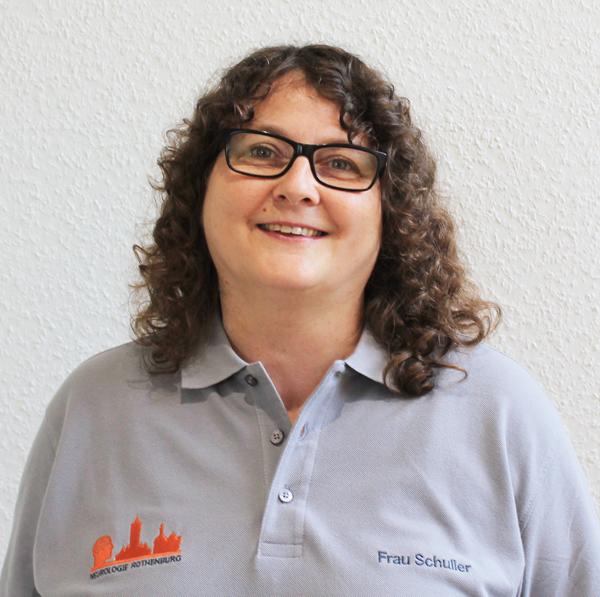 Frau Brigitte Schuller