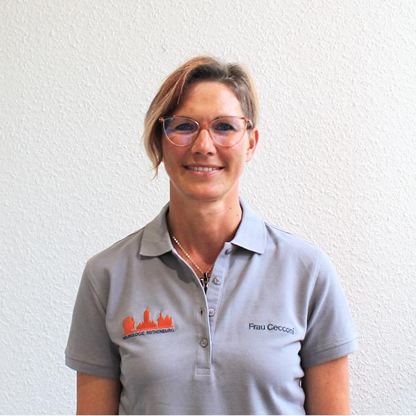 Frau Heidi Cecconi